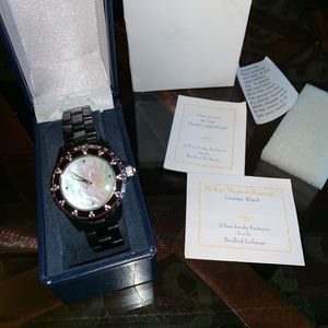 Accessories - Wow NEW Special Ed Mickey Mouse Ceramic Watch!